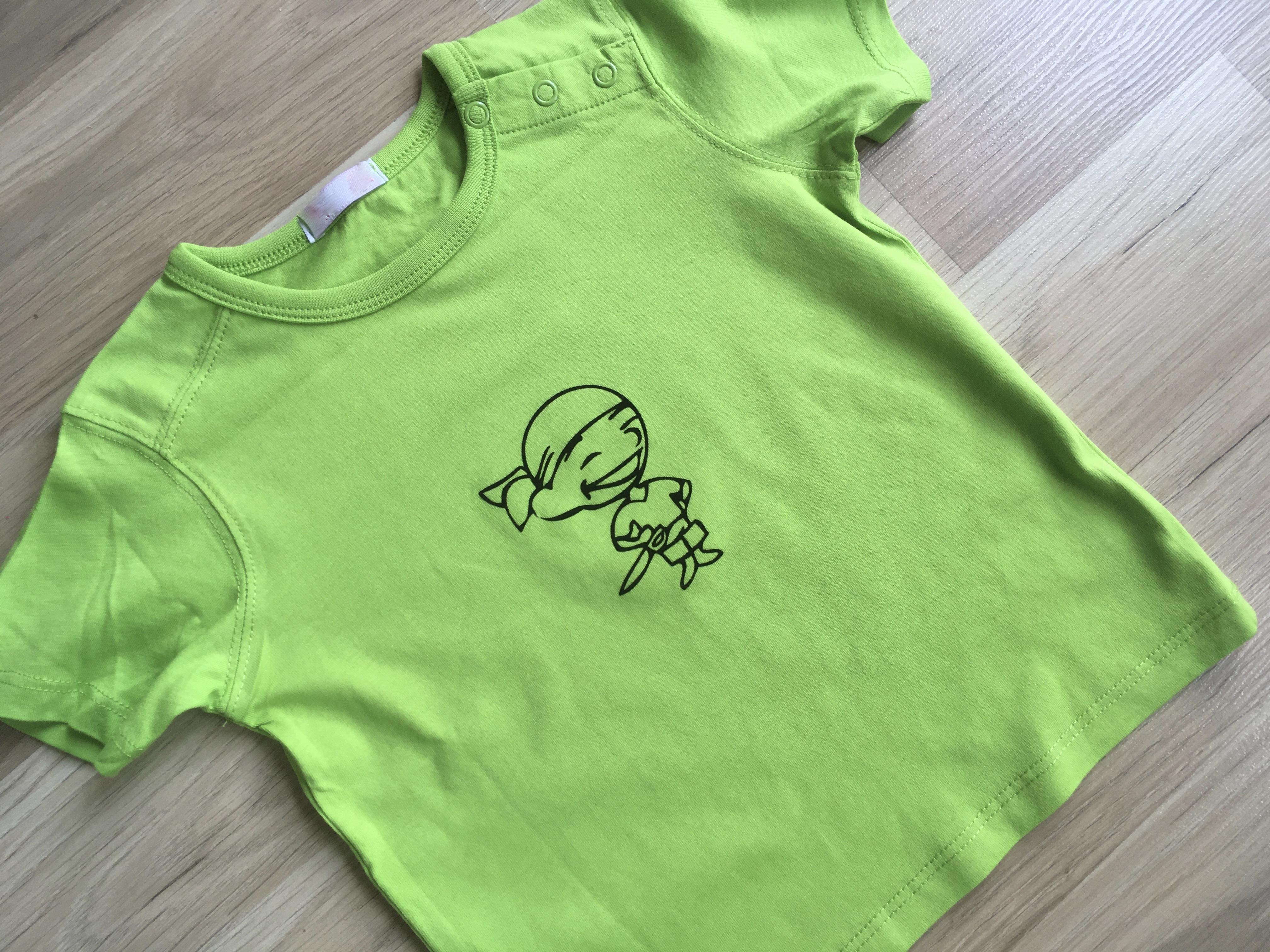 cadeau tee-shirts enfant personnalisé pi