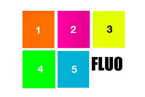 Feuille de Flex FLUO