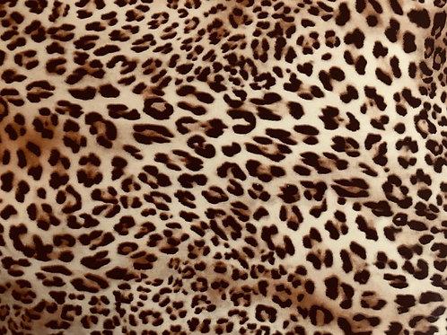 Feuille de vinyle thermocollant flex - Guépard