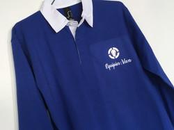 Polo rugby personnalisé - uniforme école