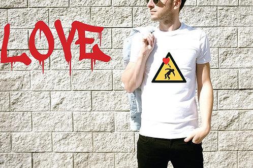 """Tee-shirt """"Love"""" Homme / Femme"""