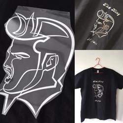 Cadeau EVJG tee-shirt personnalisé thème