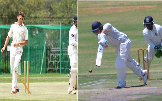 Thornham sign South African duo for 2021