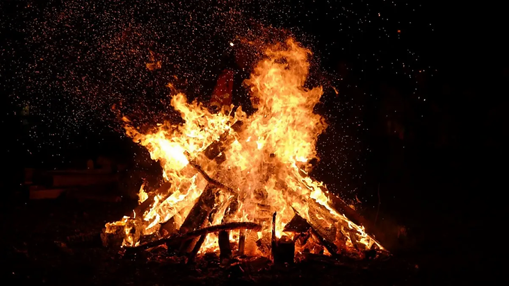 BONFIRE CANCELLED FOR 2020