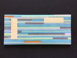 Pastel Facade Platter