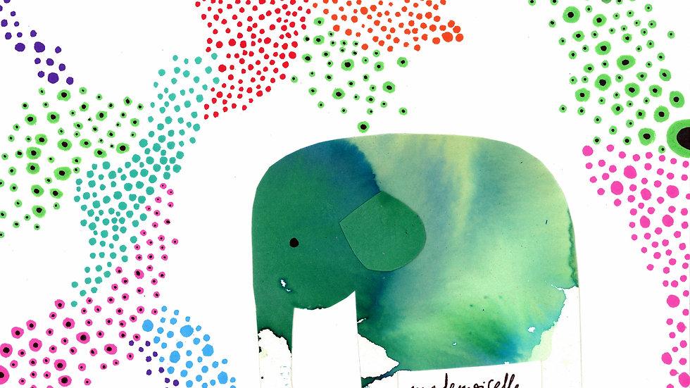 Cosmos Elephant