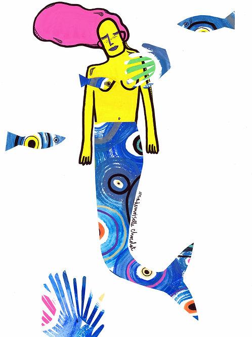 Censored Mermaid