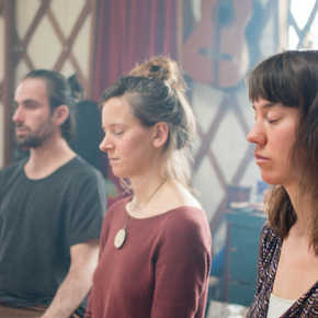 Mindfulness, silence