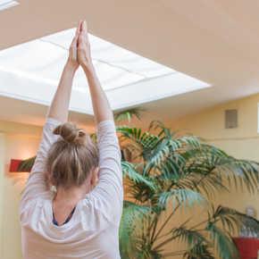 Yogapose, kundalini