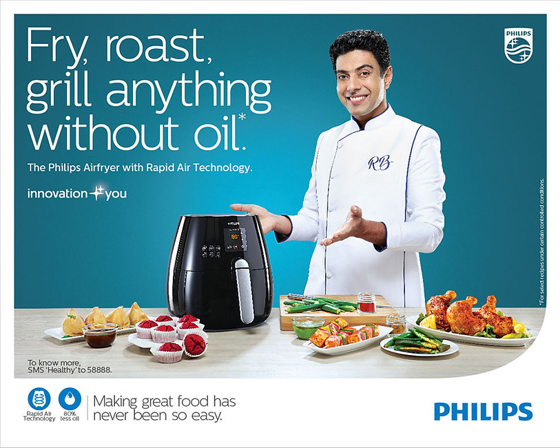 PHILIPS - CHEF RANVEER BRAR