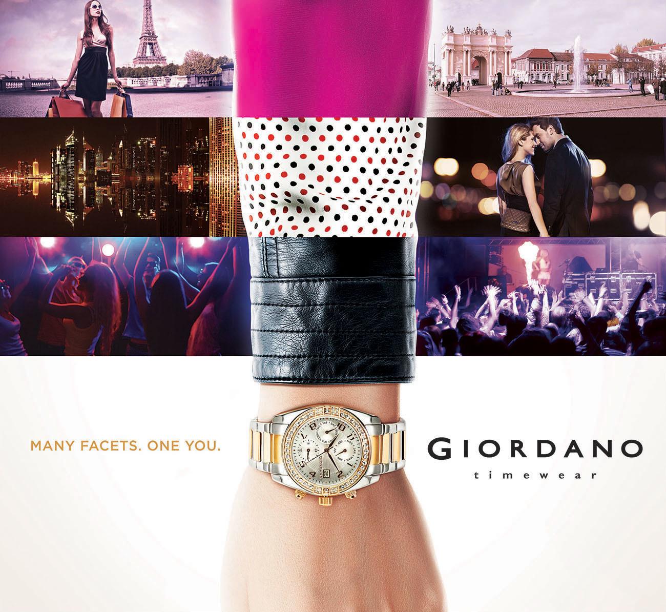 GIORDANO TIMEWEAR