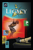 Legacy Issue 1 Cover