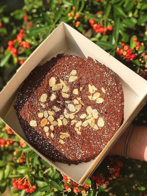 Traditional Honey cake (serves 6)