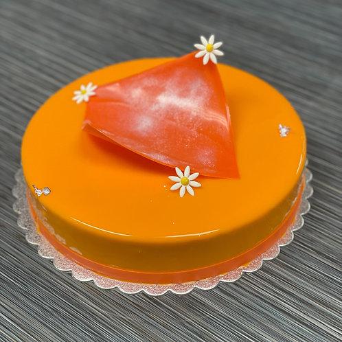 Exotic Cheesecake
