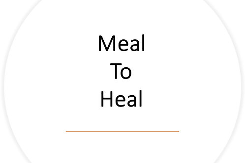 meal to heal