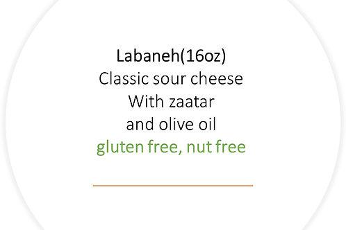Labaneh cheese