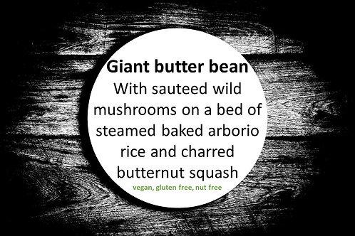 Giant butter beans