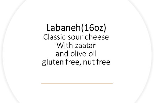Labneh cheese