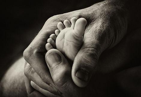 Kleine Füße