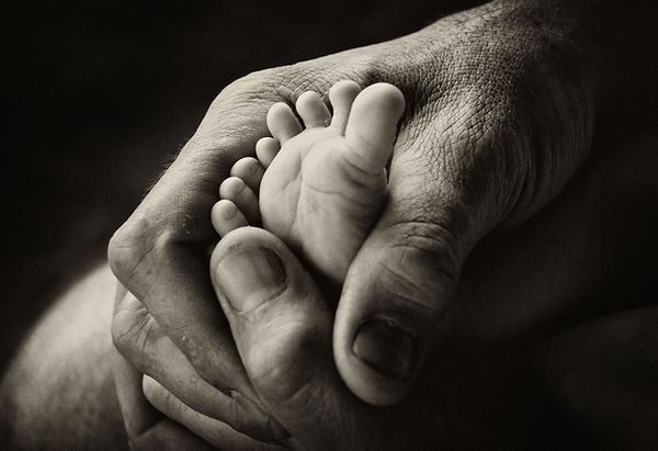 Little Feet. Information about The Little Day Nursery and their wrk with the foudnaton for infant loss and rainbow babies.