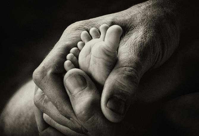 La réflexologie pour les enfants et les bébés