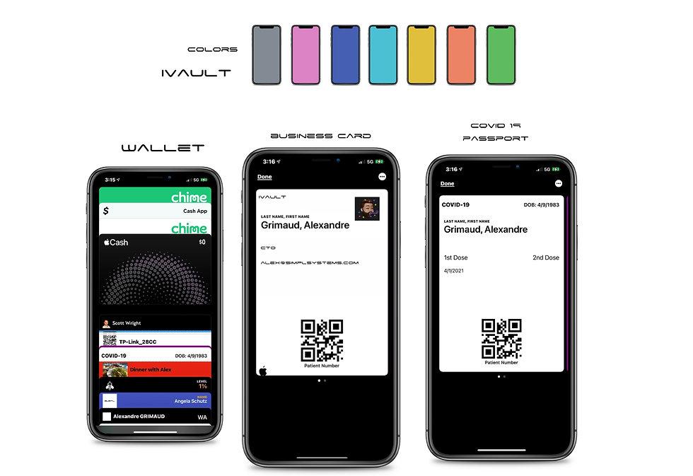 iVault - Wallet Pass