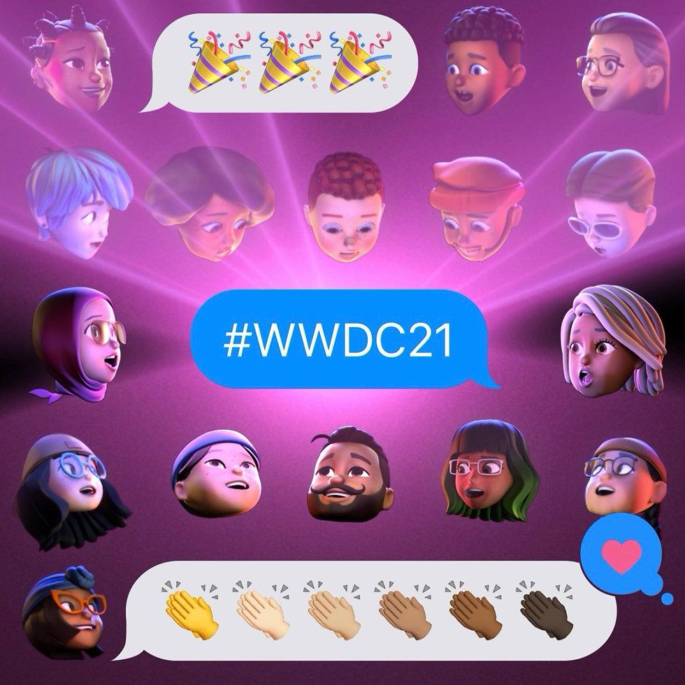  WWDC 21'