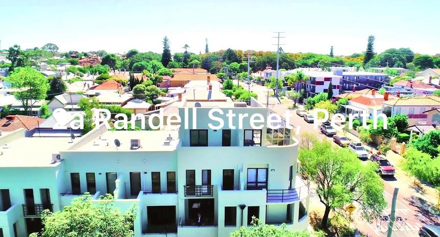 cLaude presents 2a Randell St, Perth