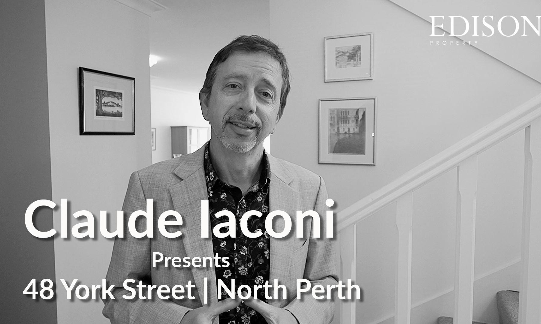 Video - 48 York St, North Perth