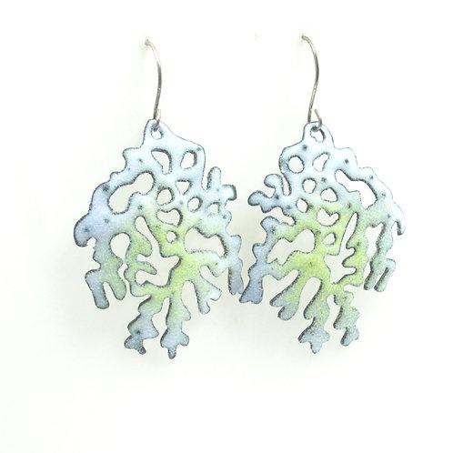 """""""Coral Earrings"""""""