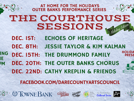 The Courthouse Sessions- Holiday Edition