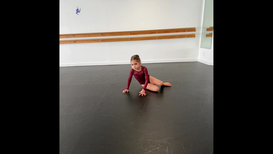Structured Improv Dance