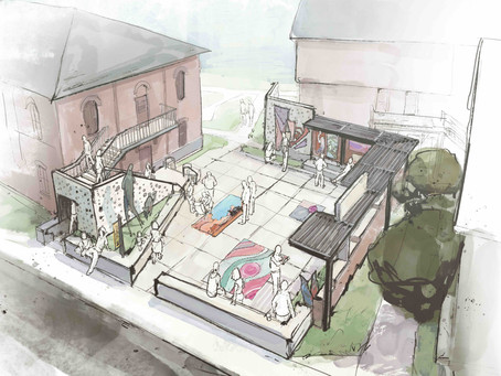 Dare County Arts Council Sets Date For Courtyard Project Groundbreaking Ceremony