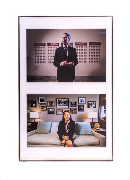 Congressman Walter B. Jones &Senator Kay Hagan