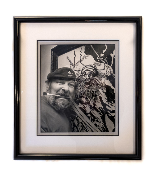 The Artful Rogue and Blackbeard