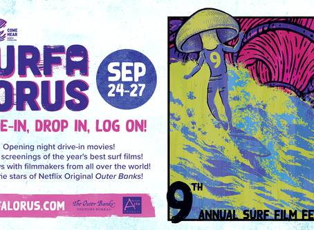 Surfalorus Film Fest kicks off four days of cinematic stoke with Drive-in!