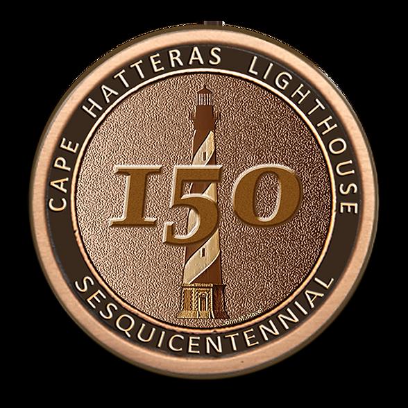 150th Logo-Bronze Medal 10 (4x300)(JHave