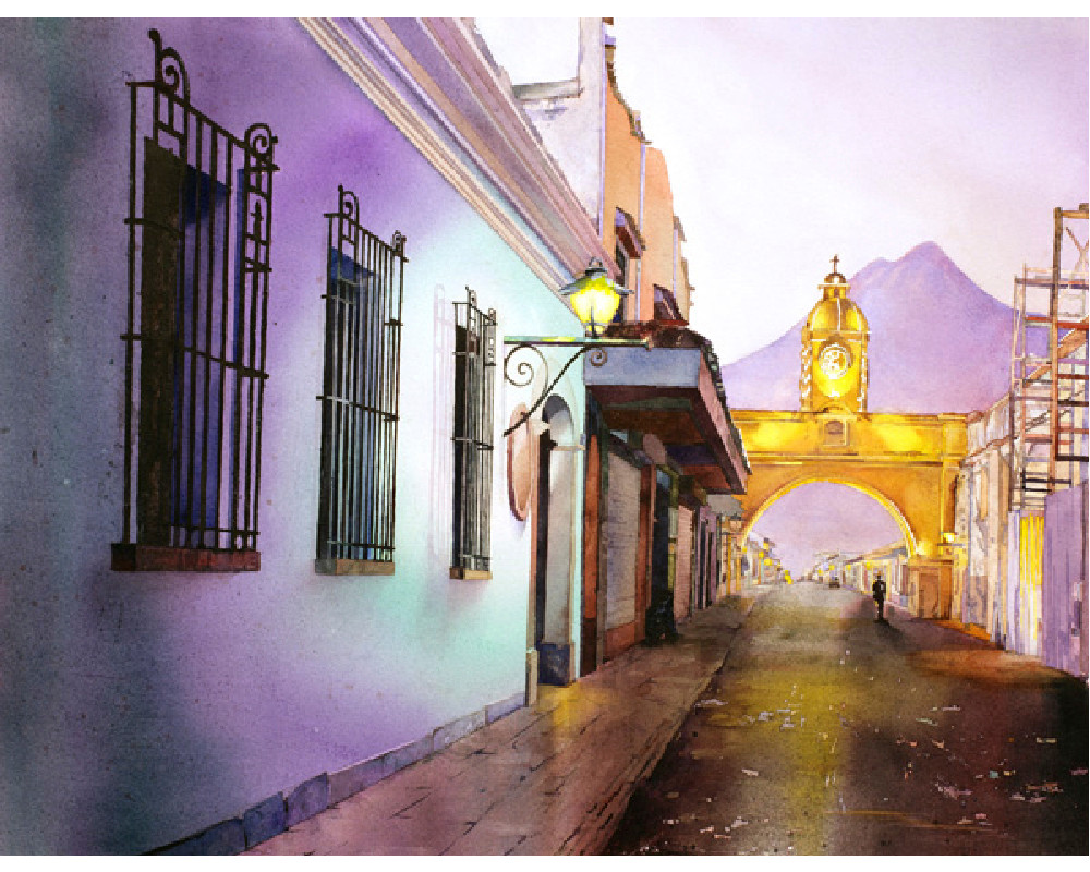 Antigua Guatemala by Ryan Fox