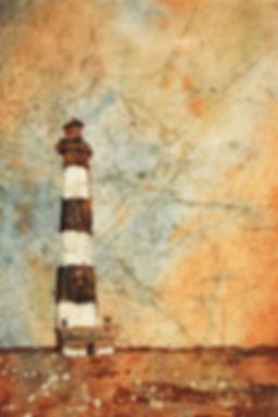 Bodie Island Lighthouse batik 12x18.jpg