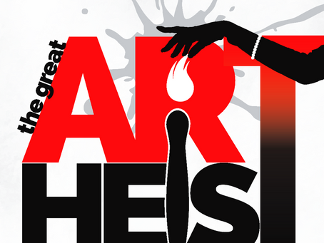 Steal A Masterpiece At The Great Art Heist