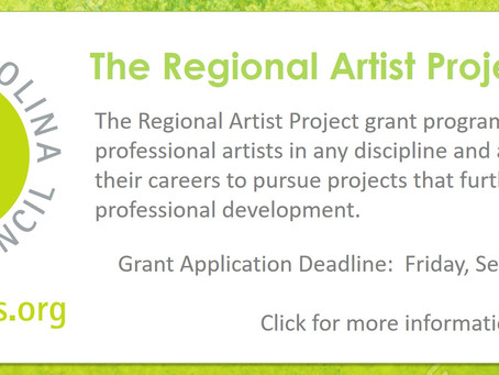 Regional Artists Project Grants