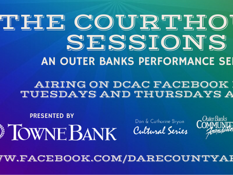 Dare County Arts Council Continues New Digital Arts Program Into June