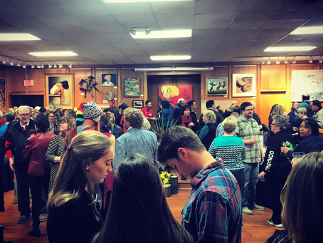 40th Annual Frank Stick Memorial Art Show Award Recipients Announced