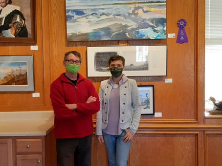Dare County Arts Council Announces 43rd Annual Frank Stick Memorial Art Show Award Recipients