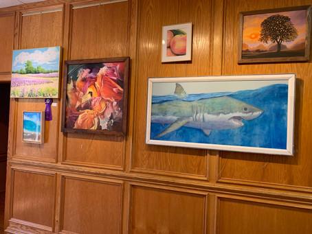 24th Mollie Fearing Memorial Art Show Awards Recipients Announced