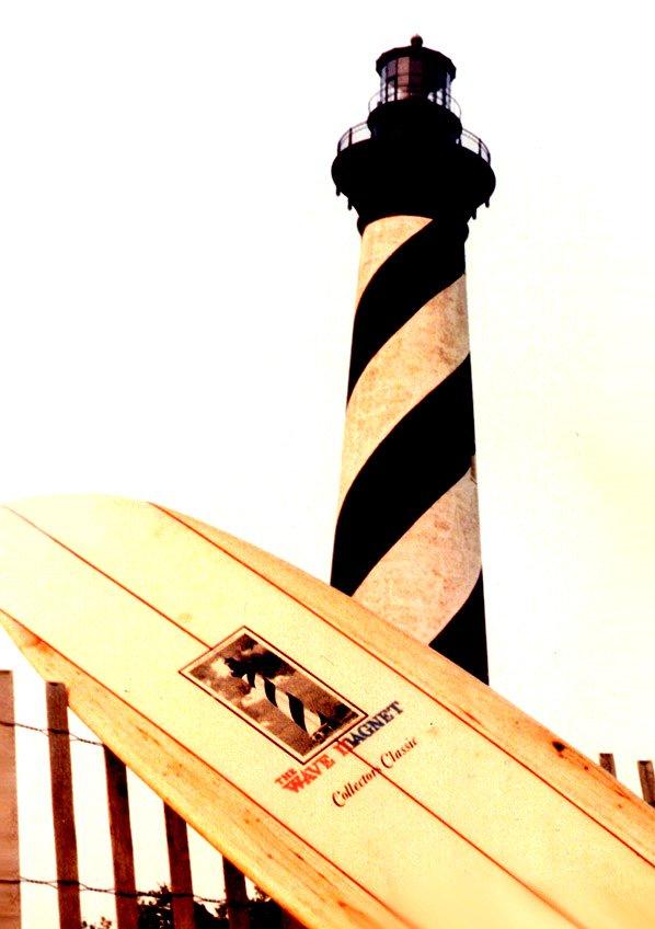 Cape Hatteras Lighthouse photo by Burt Lubitz