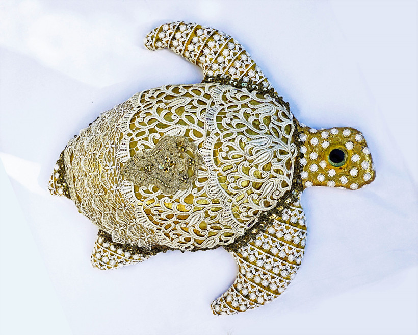 Grandma's Lacewing Turtle