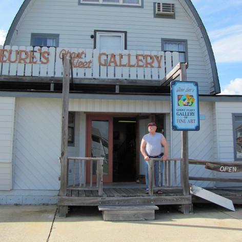 Glenn Eure Ghost Fleet Gallery