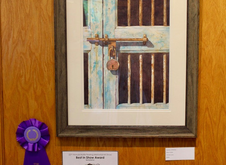 Dare County Arts Council Announces A Call For Entry For 23rd Mollie Fearing Memorial Art Show