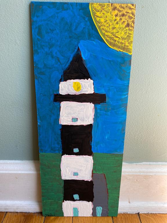 The Lighthouse of Boredom